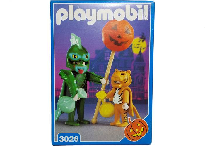 Playmobil Exclusiva Halloween 3026 playmobil