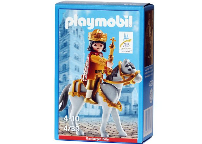 Playmobil 4739 Caballero de Bamberg Exclusivo playmobil