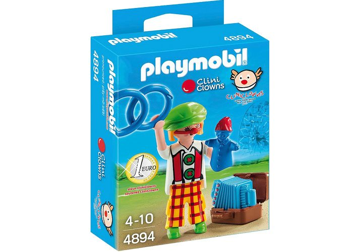 Playmobil Payaso exclusivo Clini Clown playmobil
