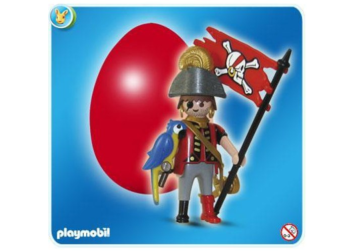 Playmobil 4924 Pirata con loro playmobil