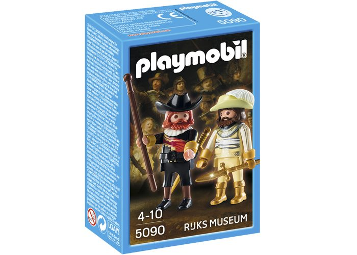 Playmobil Exclusiva Ronda noctura Rembrandt playmobil