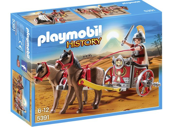 Playmobil carro romano playmobil