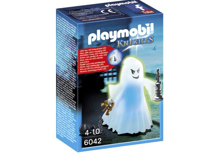 Playmobil Fantasma del Castillo con Led  playmobil