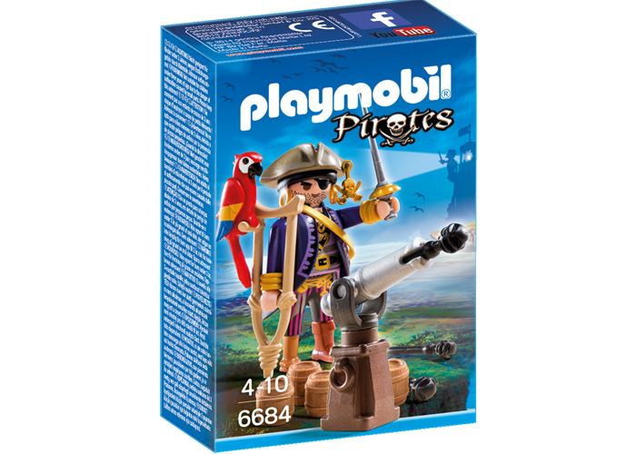 Playmobil 6684 Capitán Pirata playmobil