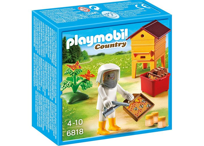 Playmobil 6818 Apicultor playmobil
