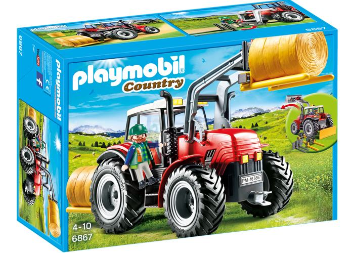 Playmobil 6867 Tractor Country playmobil