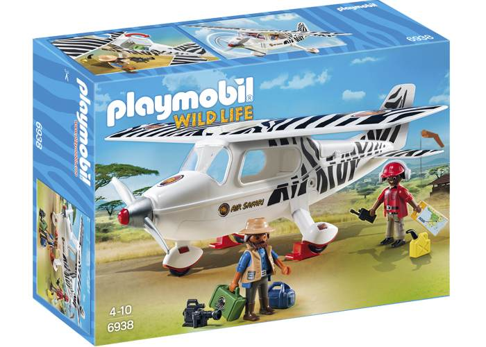 Playmobil Avión de safari playmobil