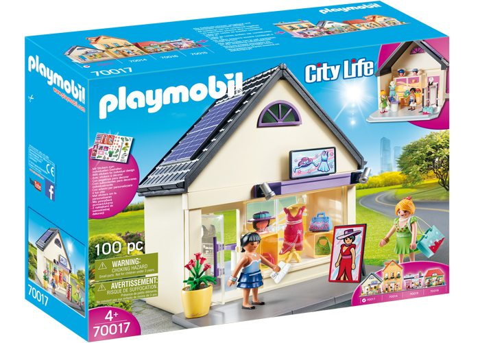 Playmobil 70017 Mi boutique de moda playmobil