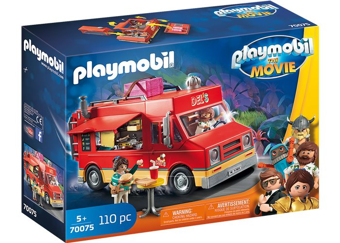 Playmobil 70075 Food Truck playmobil