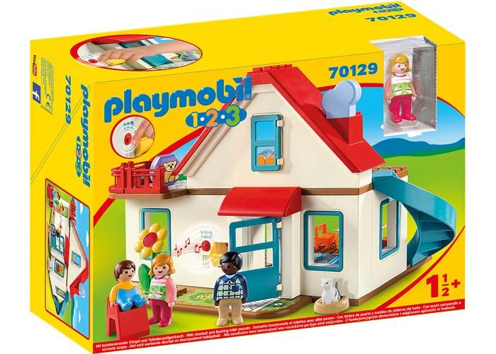 Playmobil 70129 Casa Familiar 1 2 3  playmobil