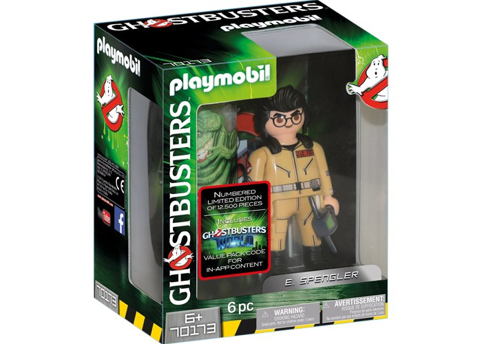 Playmobil 70173 E. Spengler (15cm) playmobil