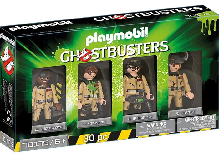Playmobil 70175 Set de Figuras Ghostbusters™ playmobil