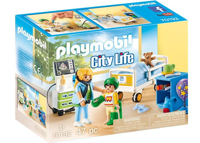 Playmobil 70192 Especialista Pediatra playmobil