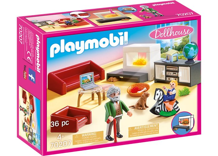 Playmobil 70207 Sala de estar  playmobil