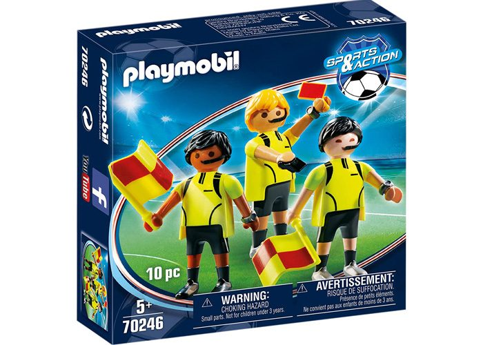 Playmobil 70246 Trio Arbitral playmobil