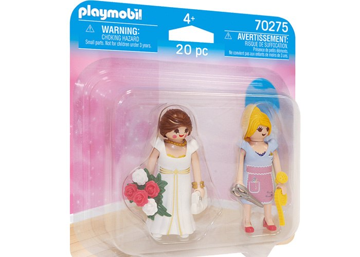 Playmobil 70275 Novia y Costurera playmobil