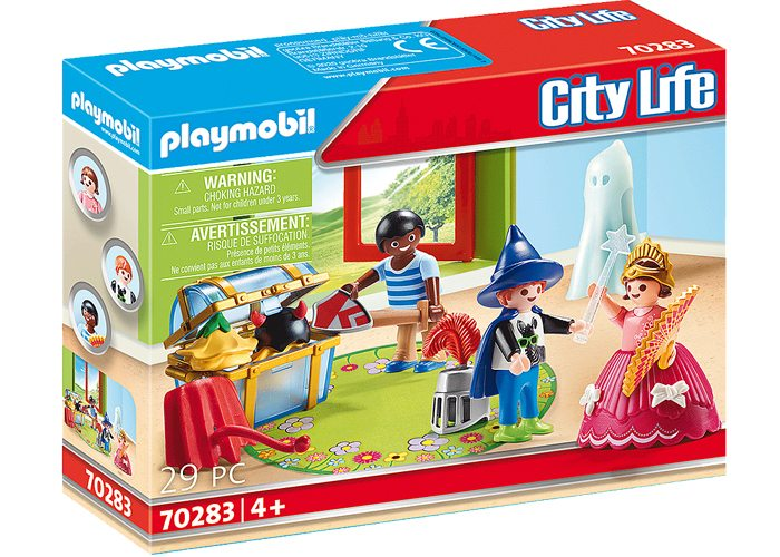 Playmobil 70283 Niños con disfraces playmobil