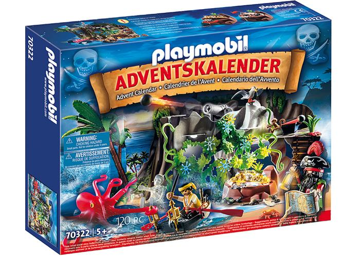 Playmobil 70322 Calendario Adviento Piratas playmobil
