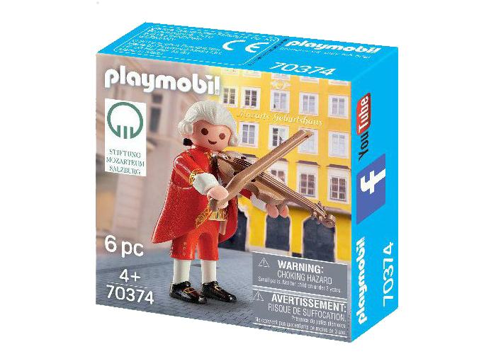 Playmobil 70374 Mozart Exclusivo playmobil