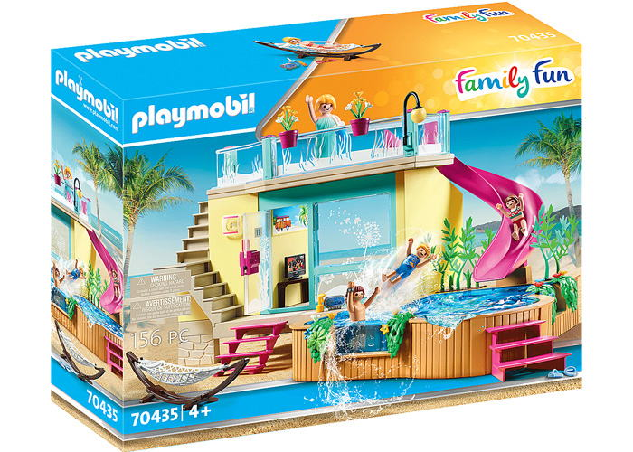 Playmobil 70435 Bungalow Beach Hotel playmobil