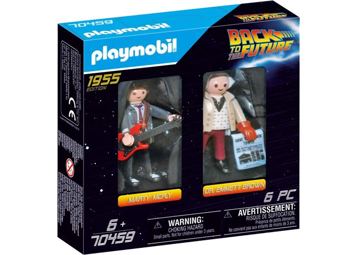 Reserva Playmobil 70459 Regreso al Futuro playmobil