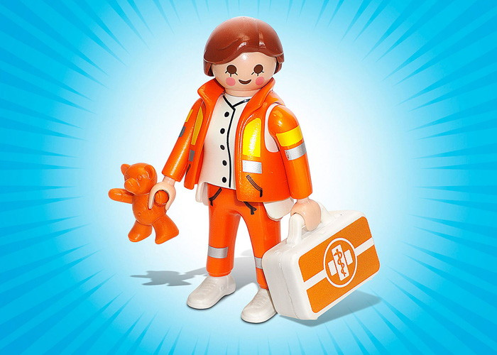 Playmobil Pediatra