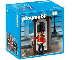 Playmobil Guardia Real Londres con garita playmobil
