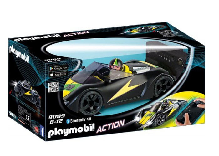 Playmobil Coche RC-Supersport-Racer playmobil