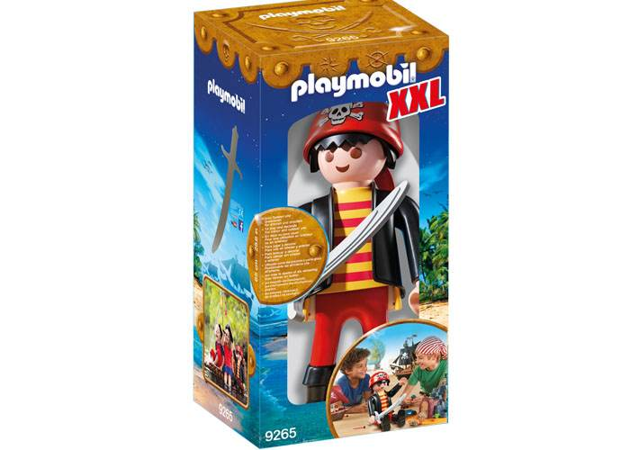 Playmobil Pirata XXL playmobil