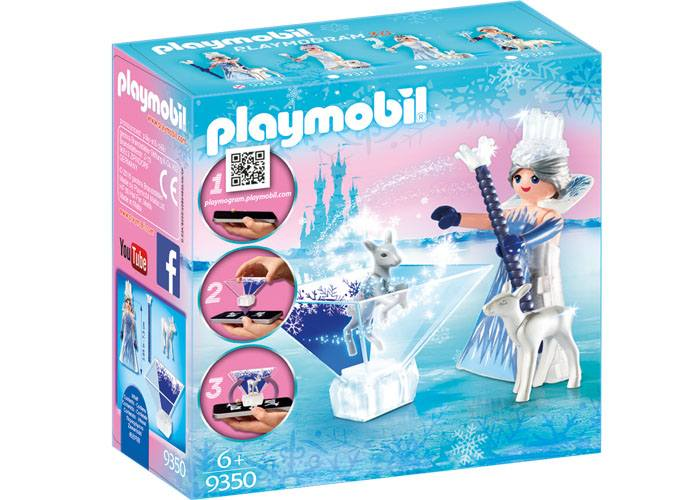 Playmobil Princesa Magic Eiskristall playmobil