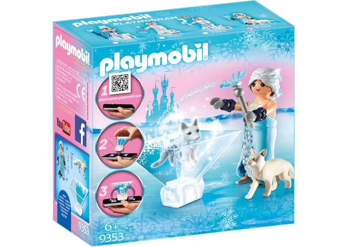 Playmobil Princesa Magic Wintersweet playmobil