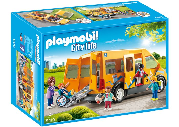 Playmobil 9419 Bus Escolar playmobil