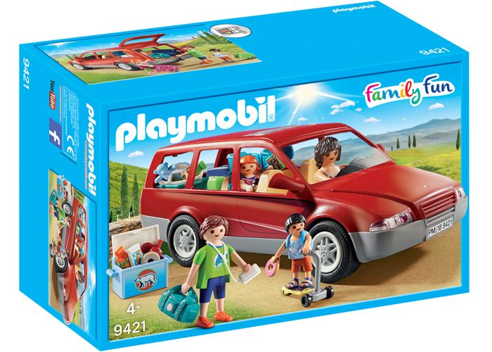 Playmobil 9421 Coche familiar Vacaciones playmobil