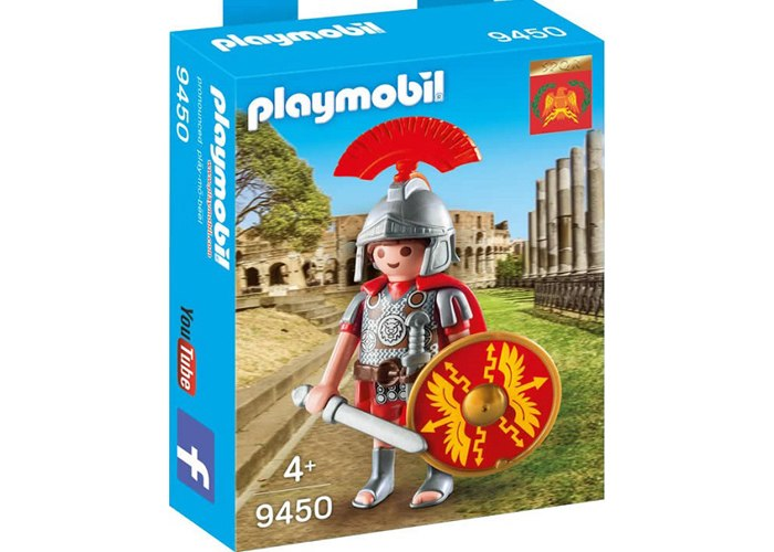 Playmobil 9450 Centurion Exclusivo playmobil