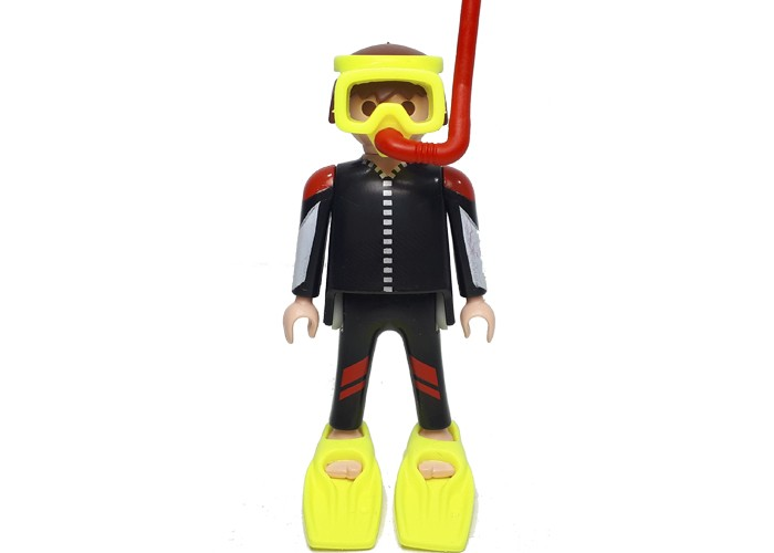 Playmobil Buzo Chico playmobil