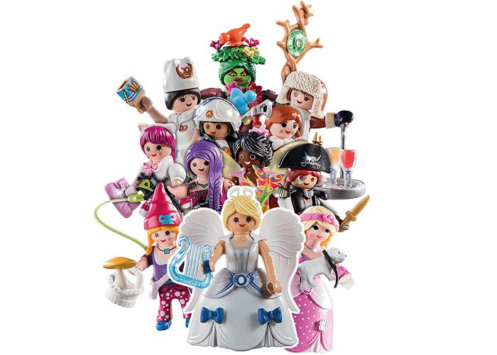 Playmobil Serie 17 Chicas Coleccion playmobil