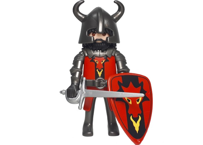 Playmobil Caballero del Dragon Rojo playmobil