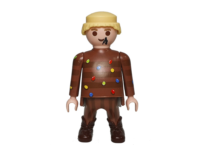 Playmobil Mr Chocolicious Basico playmobil