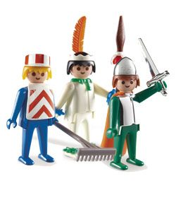 Descatalogados playmobil