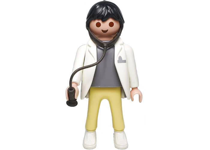 Playmobil Médico Doctor  playmobil