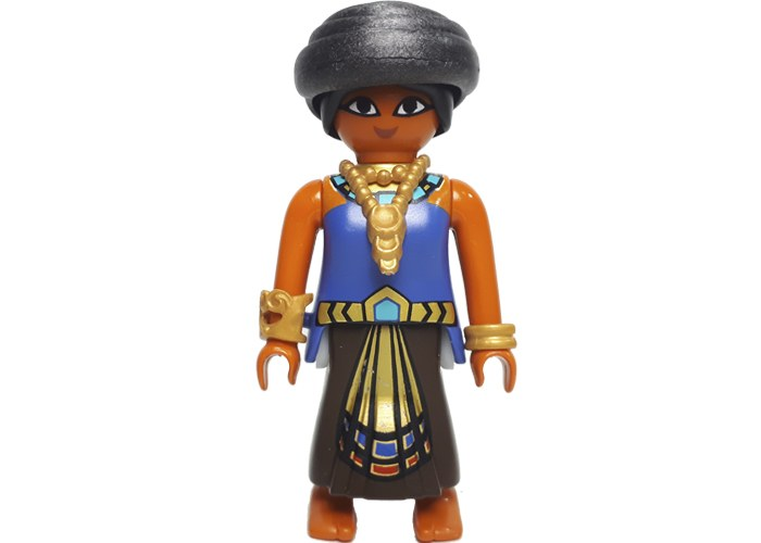 Playmobil Egipcia con turbante playmobil