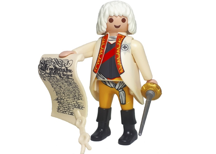 Playmobil Friedrich Exclusivo (Sin Caja) playmobil