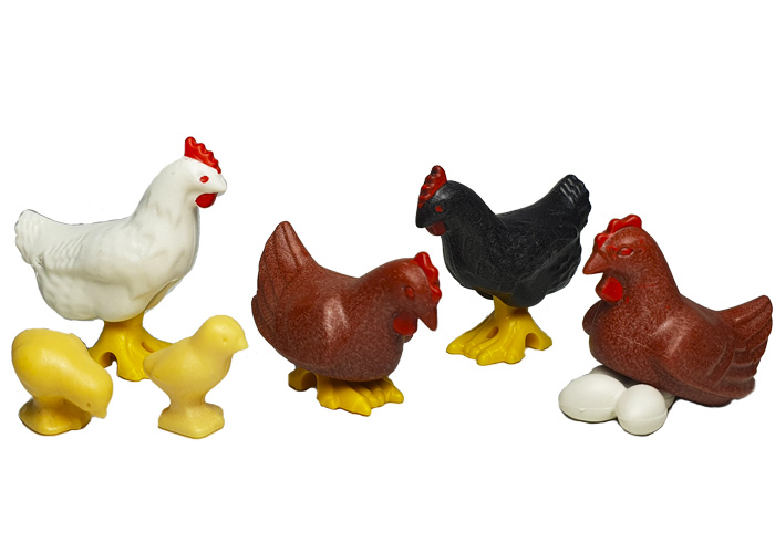 Playmobil Gallinas Ponedoras playmobil