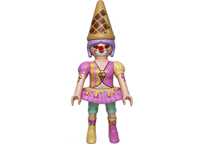 Playmobil Payasa Mrs Ice-Clown  playmobil
