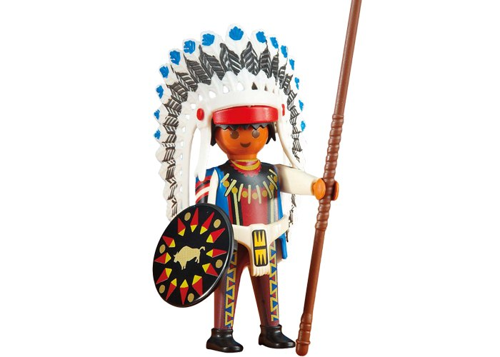 Playmobil Jefe Indio playmobil