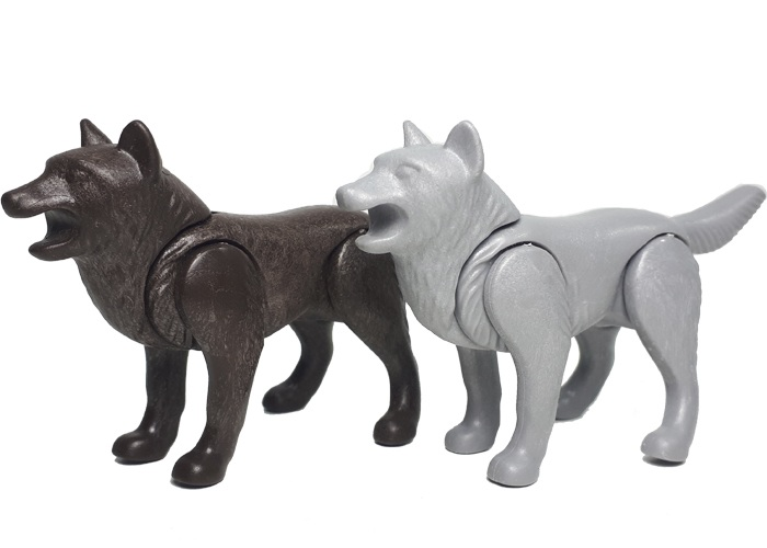 Playmobil Lobos Pack playmobil