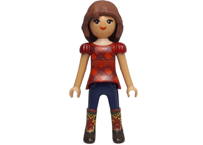 Playmobil Lucky de Serie Spirit playmobil