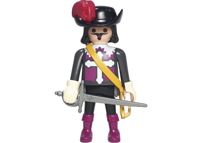 Playmobil Mosquetero Real playmobil