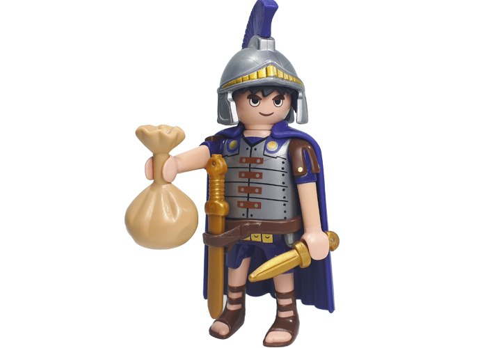 Playmobil Romano Pretoriano The Movie playmobil
