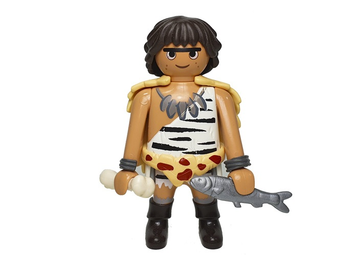 Playmobil Troglodita The movie playmobil